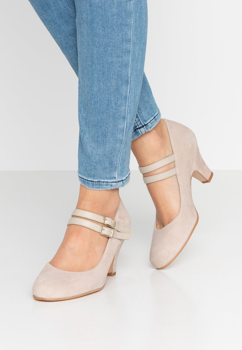 LAB - Classic heels - denis/tibet denis