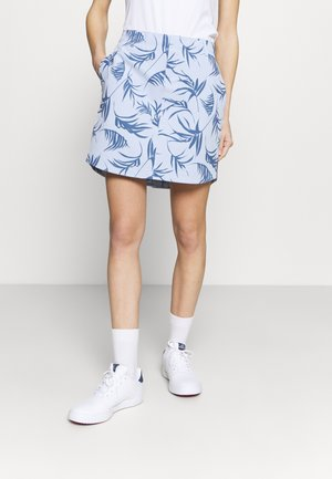 LINKS PRINTED SKORT - Sports skirt - isotope blue