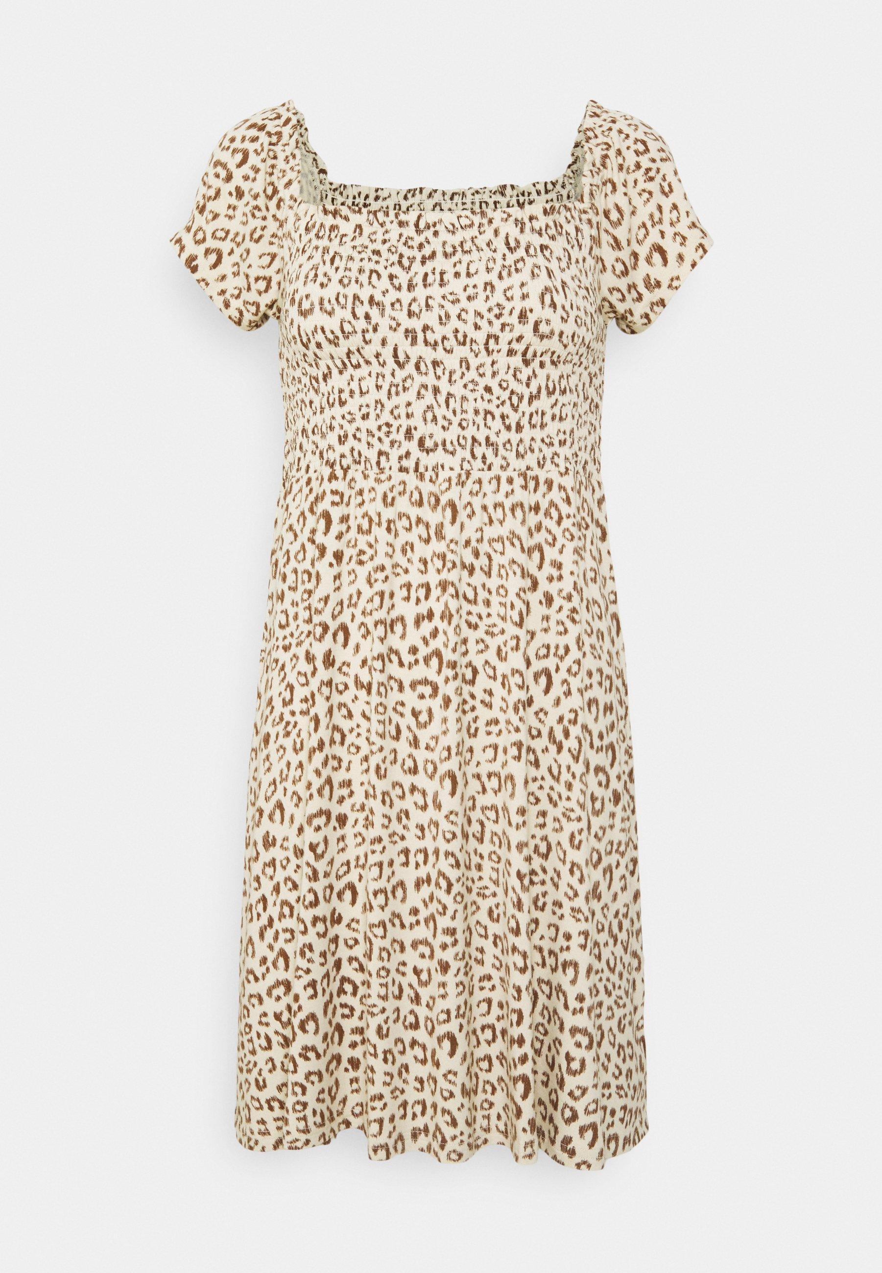 Mujer MINI DRESS - Vestido ligero