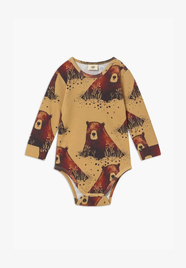 GRIZZLY BEARS BABY UNISEX - Body - camel