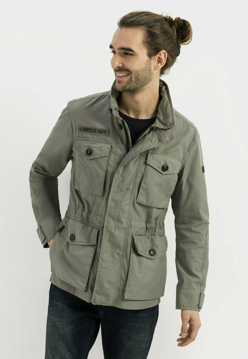 camel active - Light jacket - khaki