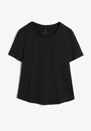 MINAA - Basic T-shirt - black