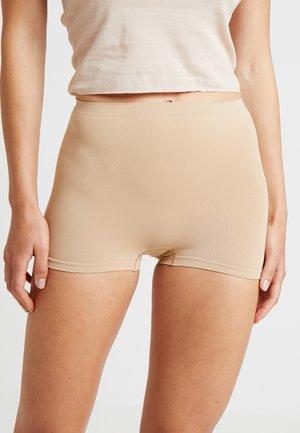 TOUCH FEELING PANTY - Pants - beige