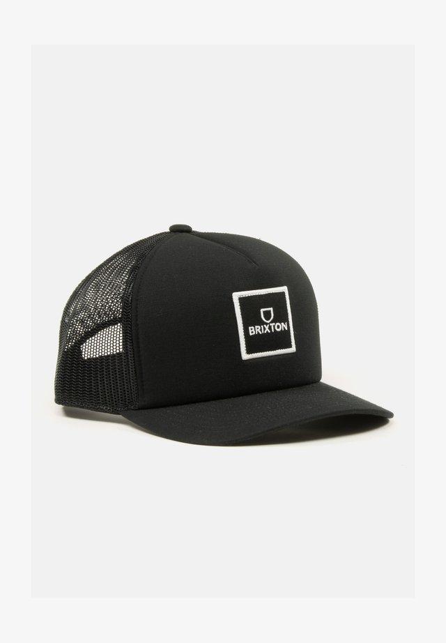 Cappellino - black