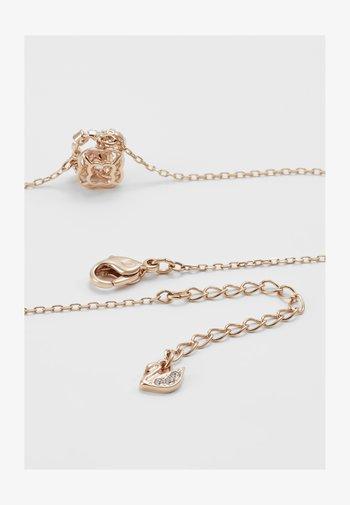 SPARKLING NECKLACE - Necklace - fancy morganite