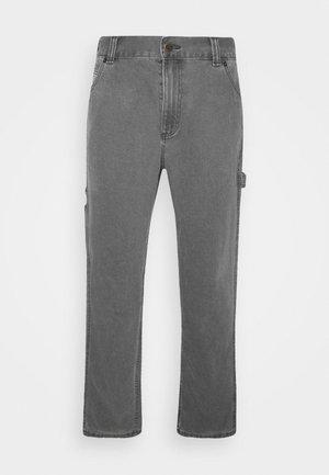 GARYVILLE - Jean boyfriend - vintage grey