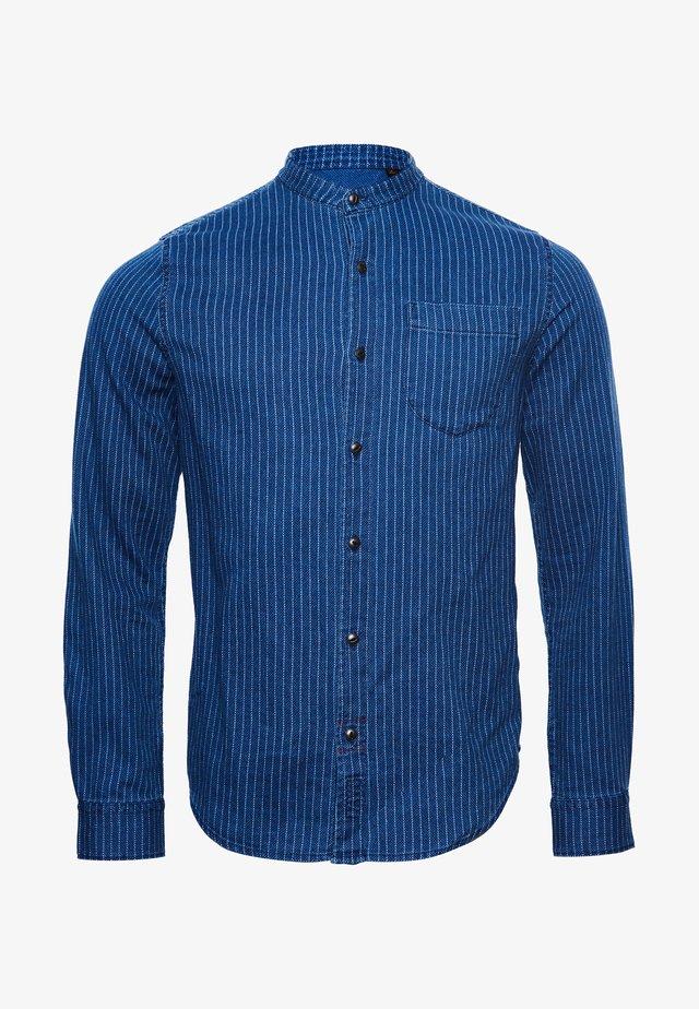 HENLEY WORKWEAR  - Shirt - washed ticking stripe