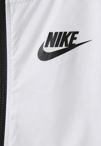 Nike Sportswear - Summer jacket - white/black - 5
