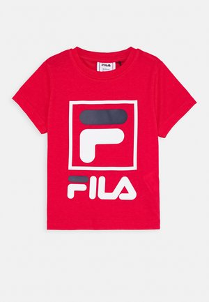 TOAM - Print T-shirt - true red