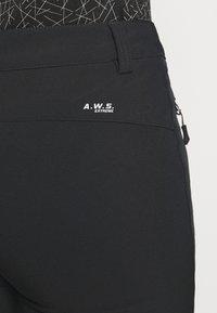 Icepeak - BOVILL - Trousers - black - 4