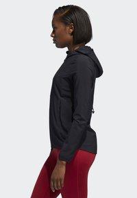adidas Performance - BADGE OF SPORT JACKET - Treningsjakke - black - 2