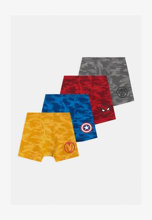 BOYS MARVEL 4 PACK - Pants - multi-coloured