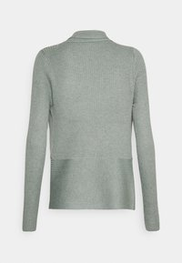Esprit - CARDI - Cardigan - dusty green - 1
