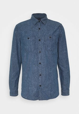 WORK WEAR - Shirt - blue