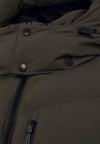 Scotch & Soda - Zimní bunda - military - 3
