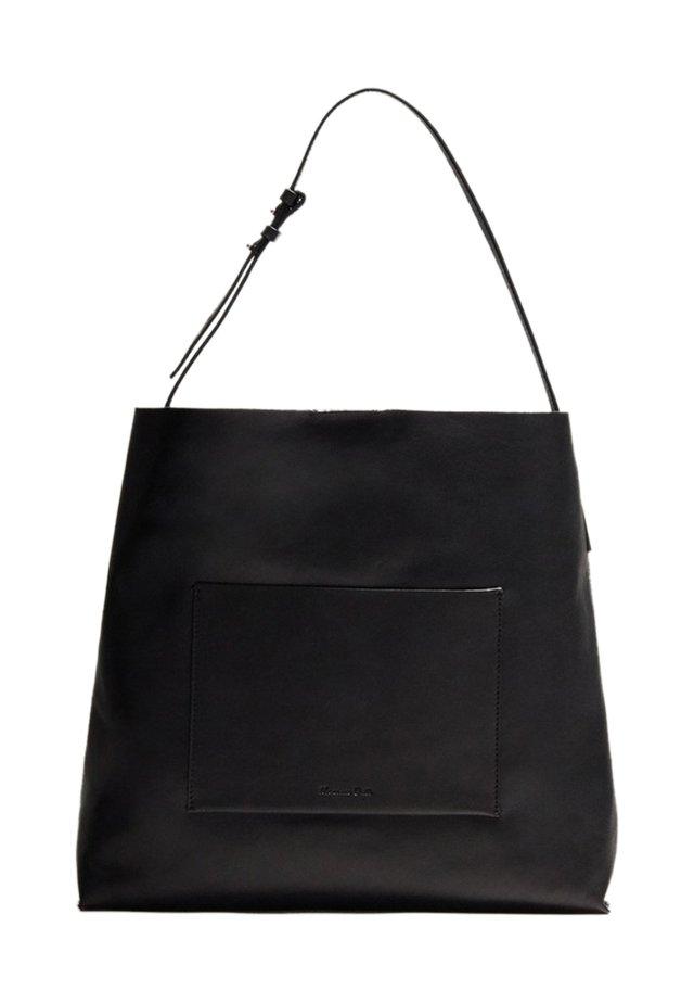 MIT VICHYKAROS  - Shopper - black