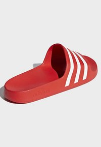 adidas Performance - ADILETTE AQUA SLIDES - Badslippers - red - 5