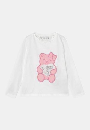 TODDLER - T-shirt à manches longues - true white