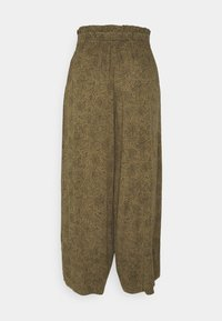 Soaked in Luxury - ZAYA ARJA PANTS - Trousers - elmwood - 1