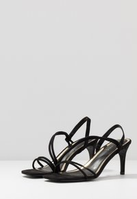 Head over Heels by Dune - MALACHI - Sandals - black - 2