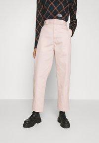 Dickies - ELIZAVILLE - Trousers - light pink - 0