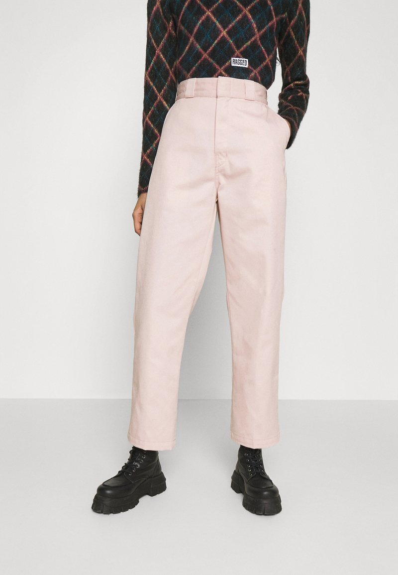 Dickies - ELIZAVILLE - Trousers - light pink