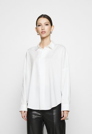 BLENDA SHIRT - Button-down blouse - white