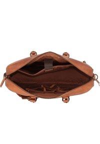 Burkely - BURKELY ANTIQUE  - Briefcase - cognac - 4