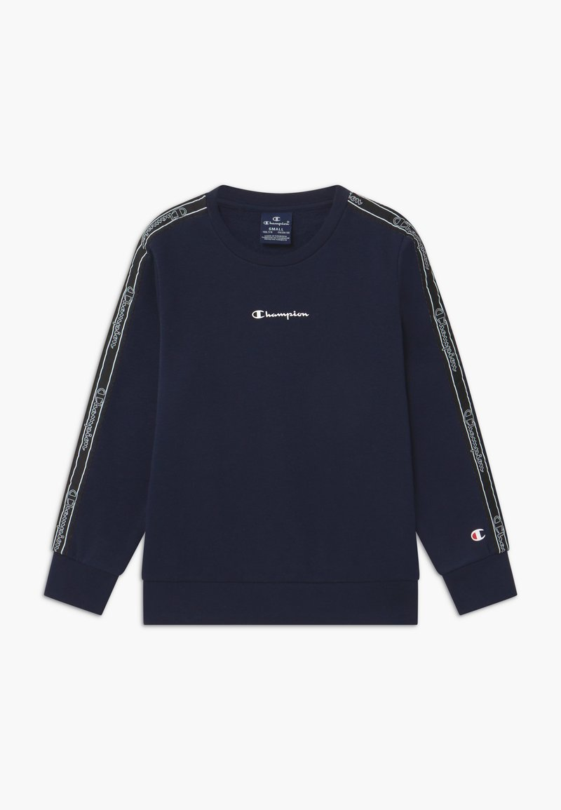 Champion - LEGACY AMERICAN TAPE CREWNECK UNISEX - Sweatshirts - dark blue