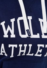 Woldo Athletic - Hoodie - blue - 5