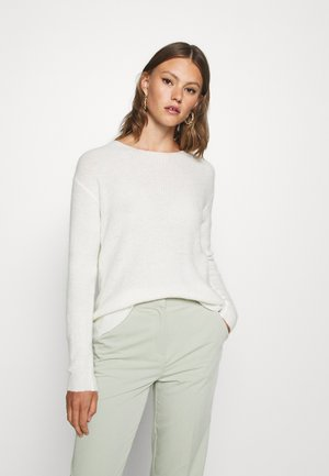 BACK DETAIL - Pullover - off white