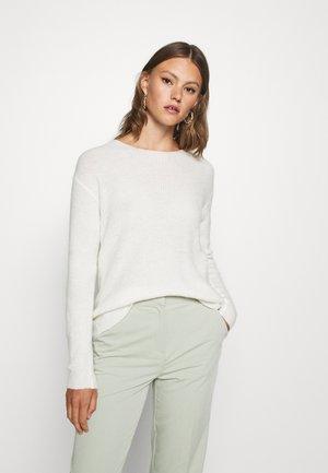BACK DETAIL - Sweter - off white