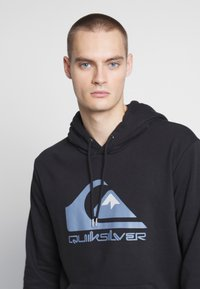 Quiksilver - COMPLOGOSCRFLEE - Hoodie - black - 2
