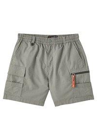 PULL&BEAR - Shorts - dark green - 0
