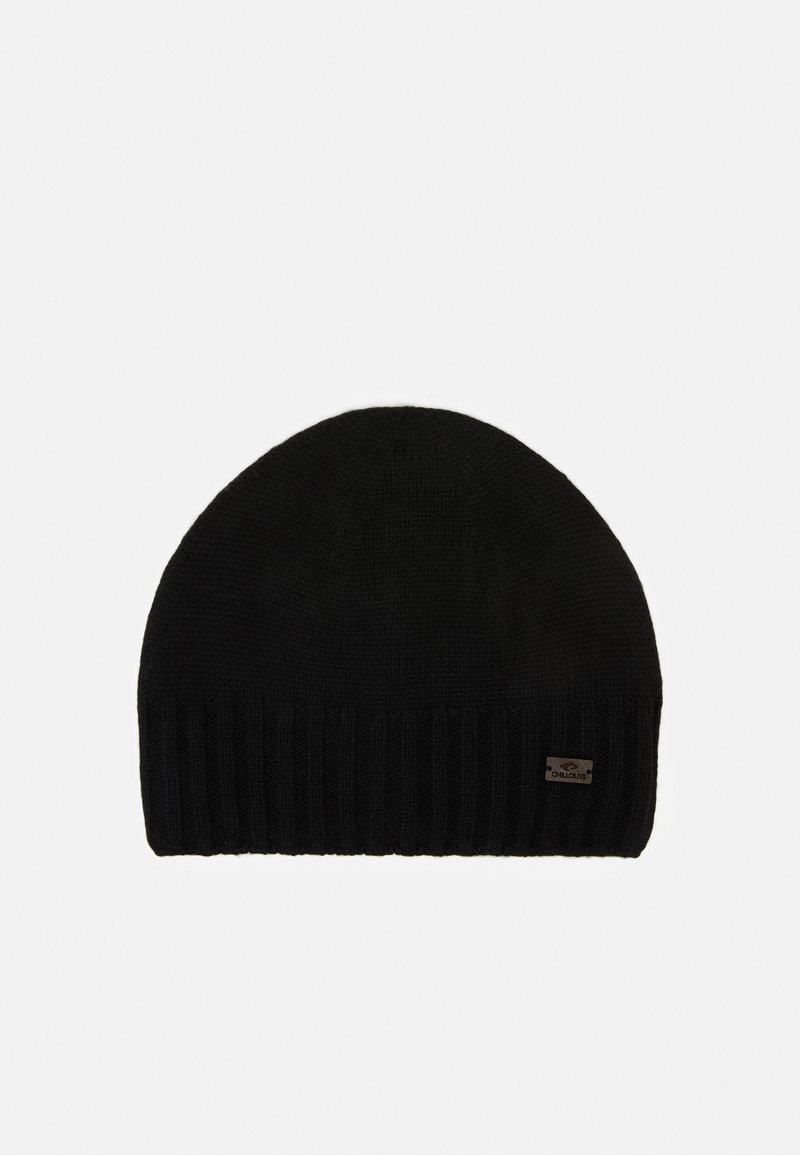 Chillouts - MAURICE HAT UNISEX - Beanie - black