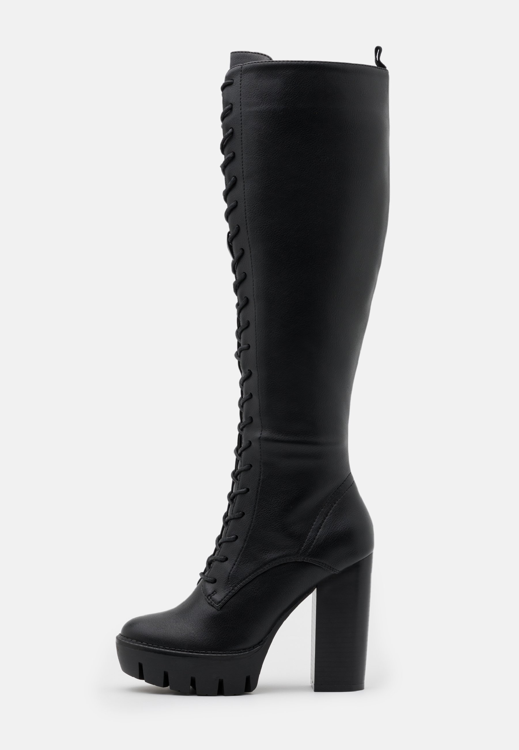 High heels stövlar   Köp högklackade stövlar online på Zalando