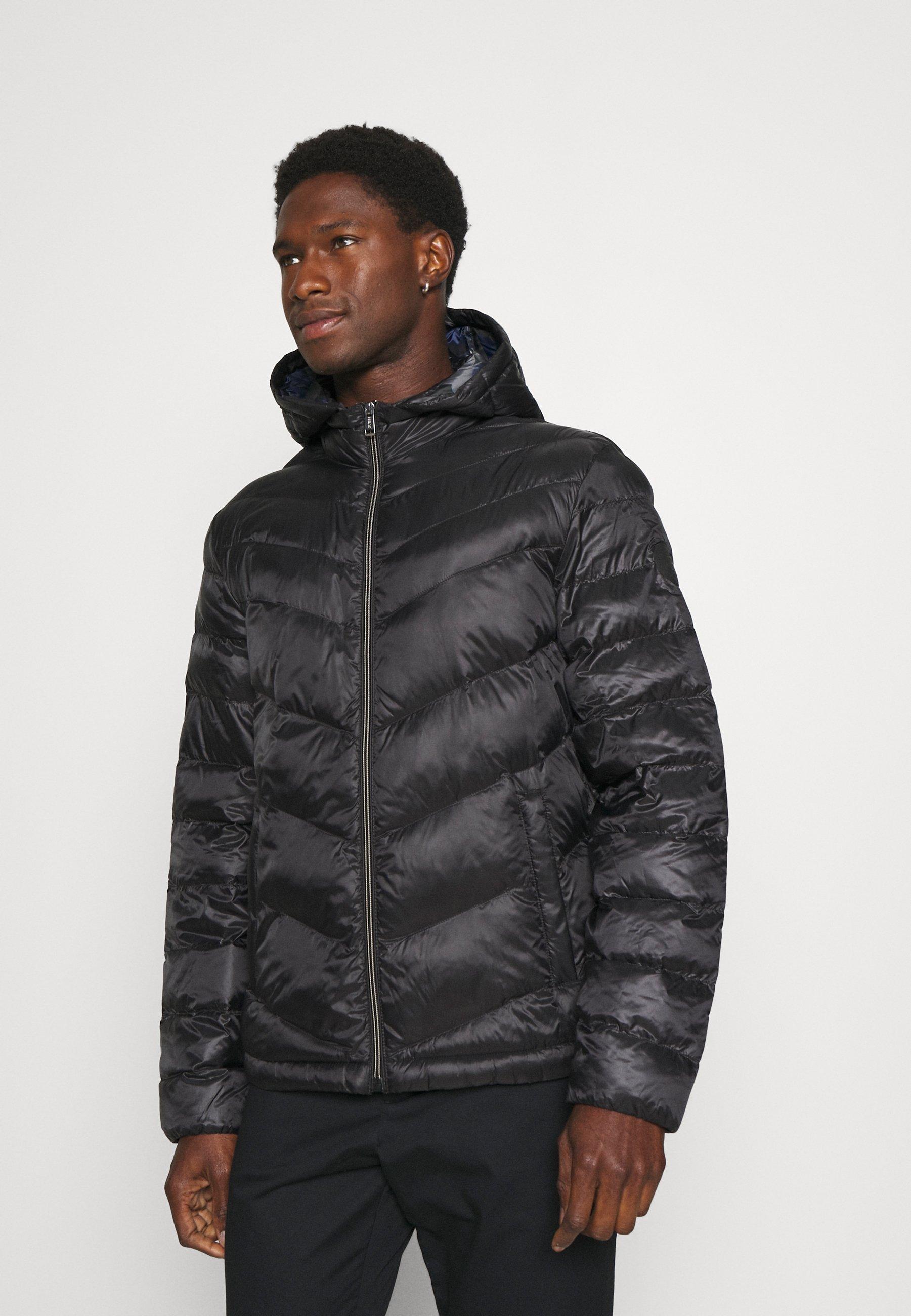 Men Light jacket - jet black