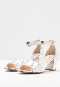 Fabienne Chapot - YASMINE  - Sandals - silver - 4