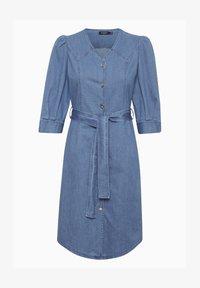Soaked in Luxury - SLTINATIN - Denim dress - classic blue denim - 4