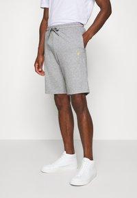Pier One - Teplákové kalhoty - grey - 0