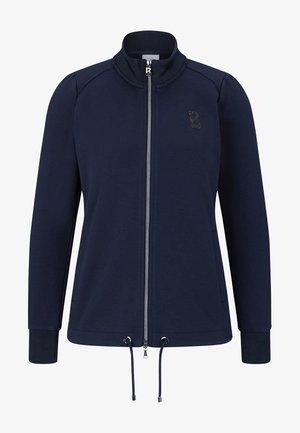 SAFINA - Zip-up hoodie - navy-blau