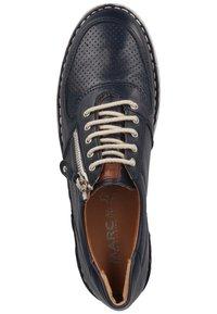 Marc - Sneakersy niskie - navy - 3