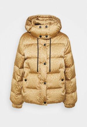 ERIK - Down jacket - camel