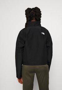 The North Face - W ARQUE ACTIVE TRAIL FUTURELIGHT JACKET - Hardshell jacket - black - 3
