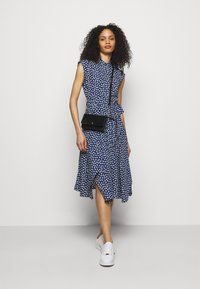 Lauren Ralph Lauren - DRESS - Abito a camicia - french navy/multi - 1
