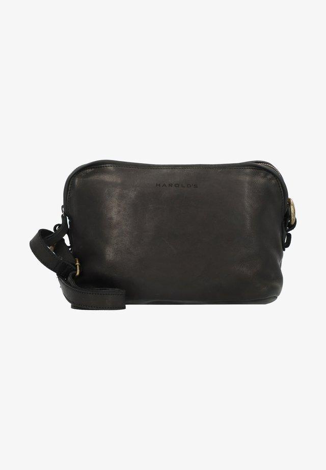 SUBMARINE - Across body bag - schwarz