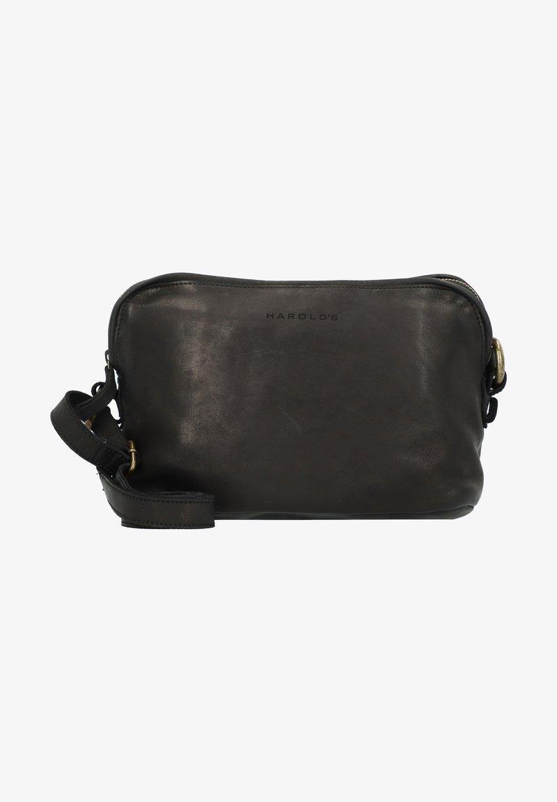 Harold's - SUBMARINE - Across body bag - schwarz