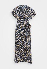 Monki - ENLIE WRAP DRESS - Kjole - multi coloured - 0