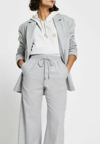 River Island - Tracksuit bottoms - grey - 3
