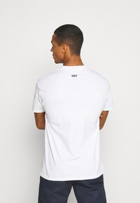 Obey Clothing - RESPECT AND UNITY - T-shirt con stampa - white - 2